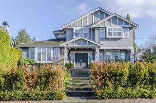 Main Photo: 4468 MAGNOLIA Street in Vancouver: Quilchena House for sale (Vancouver West)  : MLS®# R2532450