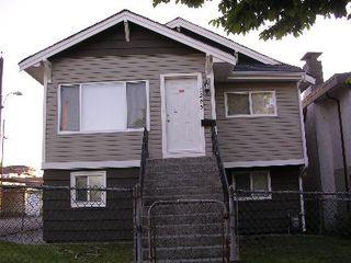 Photo 1: 1245 KELOWNA ST: House for sale (Renfrew VE)