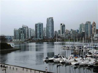 Photo 1: 446 658 LEG IN BOOT Square in Vancouver: False Creek Townhouse for sale (Vancouver West)  : MLS®# V933555