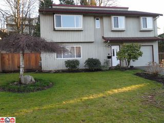 """Photo 1: 34424 IMMEL Street in Abbotsford: Abbotsford East House for sale in """"Old Clayburn"""" : MLS®# F1207381"""
