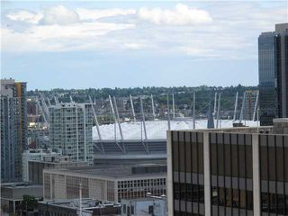 """Photo 8: 2403 838 W HASTINGS Street in Vancouver: Downtown VW Condo for sale in """"JAMESON HOUSE"""" (Vancouver West)  : MLS®# V984902"""