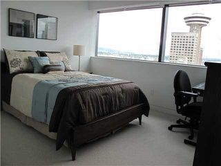 """Photo 6: 2403 838 W HASTINGS Street in Vancouver: Downtown VW Condo for sale in """"JAMESON HOUSE"""" (Vancouver West)  : MLS®# V984902"""