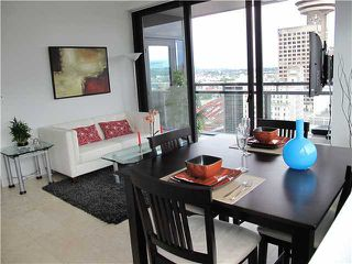 """Photo 1: 2403 838 W HASTINGS Street in Vancouver: Downtown VW Condo for sale in """"JAMESON HOUSE"""" (Vancouver West)  : MLS®# V984902"""