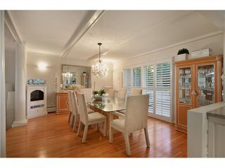 "Photo 7: 1449 MCRAE AV in Vancouver: Shaughnessy Townhouse for sale in ""MCRAE MEWS"" (Vancouver West)  : MLS®# V992862"
