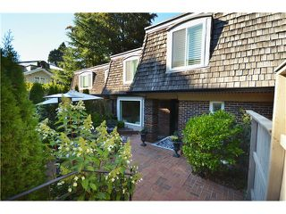 "Photo 1: 1449 MCRAE AV in Vancouver: Shaughnessy Townhouse for sale in ""MCRAE MEWS"" (Vancouver West)  : MLS®# V992862"