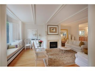 "Photo 4: 1449 MCRAE AV in Vancouver: Shaughnessy Townhouse for sale in ""MCRAE MEWS"" (Vancouver West)  : MLS®# V992862"