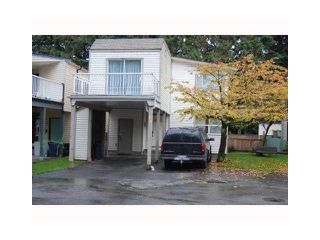 "Photo 1: # 38 2986 COAST MERIDIAN RD in Port Coquitlam: Birchland Manor House for sale in ""MERIDIAN GARDENS"" : MLS®# V999892"