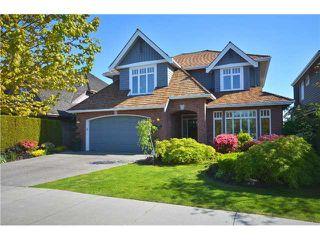 """Photo 1: 3502 SEMLIN DR in Richmond: Terra Nova House for sale in """"TERRA NOVA"""" : MLS®# V1008476"""