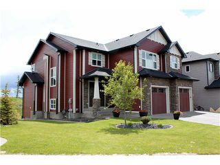 Photo 1: 434 CRYSTAL GREEN Manor: Okotoks Residential Detached Single Family for sale : MLS®# C3573531
