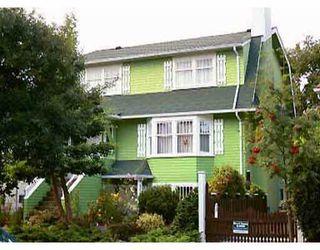 Main Photo: 355 W 14TH AV in : Mount Pleasant VW House Triplex for sale : MLS®# V210327