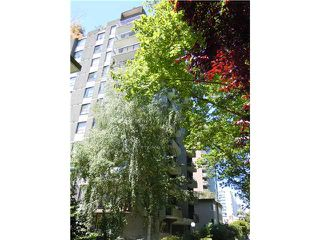 "Main Photo: 1102 1720 BARCLAY Street in Vancouver: West End VW Condo for sale in ""Lancaster Gate"" (Vancouver West)  : MLS®# V1015975"