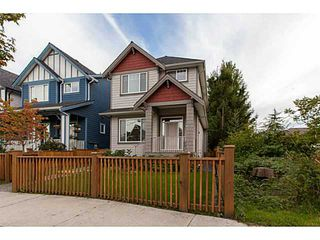 "Main Photo: 17388 2ND Avenue in Surrey: Pacific Douglas House for sale in ""Summerfield"" (South Surrey White Rock)  : MLS®# F1322090"