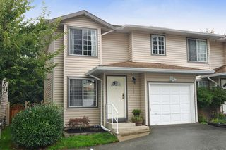Photo 1: 116 9561 207th Street in Langley: Walnut Grove Townhouse for rent