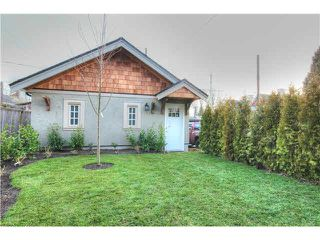 Photo 11: 1932 CHARLES Street in Vancouver: Grandview VE House 1/2 Duplex for sale (Vancouver East)  : MLS®# V1075789