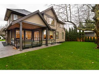 Photo 13: 702 POPLAR ST in Coquitlam: Central Coquitlam House for sale : MLS®# V1101872