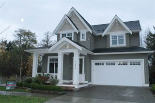 Photo 1: 17278 2A AVENUE in Surrey: Pacific Douglas House for sale (South Surrey White Rock)  : MLS®# R2014832