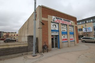 Photo 1: 2462 Building For Lease only - Business owner retiring