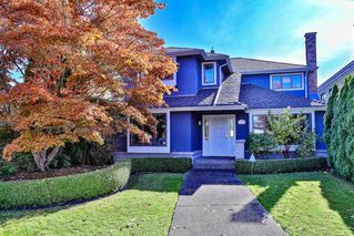 Main Photo: 2814 W 20TH Street in Vancouver: Arbutus House for sale (Vancouver West)  : MLS®# R2413893