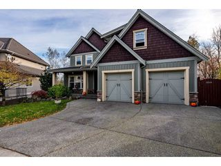 Main Photo: 3860 BRIGHTON Place in Abbotsford: Abbotsford West House for sale : MLS®# R2415547