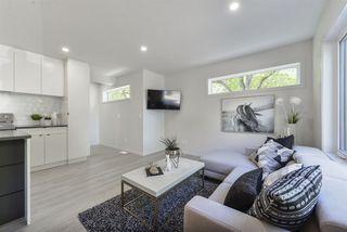 Main Photo: 8813 117 Avenue in Edmonton: Zone 05 House Half Duplex for sale : MLS®# E4178547