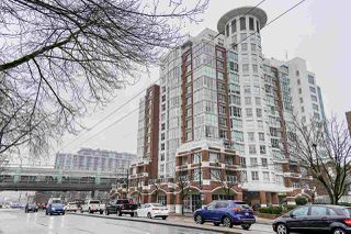 "Main Photo: 804 1255 MAIN Street in Vancouver: Downtown VE Condo for sale in ""Station Place"" (Vancouver East)  : MLS®# R2435187"