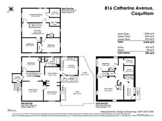 Photo 20: 816 CATHERINE Avenue in Coquitlam: Coquitlam West House for sale : MLS®# R2441115