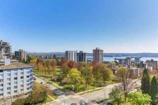 "Photo 14: 1401 114 W KEITH Road in North Vancouver: Central Lonsdale Condo for sale in ""ASHBY HOUSE"" : MLS®# R2474168"