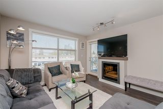 """Photo 3: 301 19936 56 Avenue in Langley: Langley City Condo for sale in """"Bearing Pointe"""" : MLS®# R2487217"""