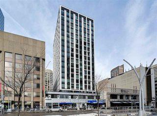 Photo 1: 1405 10024 Jasper Avenue NW in Edmonton: Zone 12 Condo for sale : MLS®# E4211875