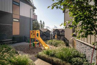 Photo 17: 108 3525 CHANDLER ST in COQUITLAM: Burke Mountain Townhouse for sale (Coquitlam)  : MLS®# R2409580
