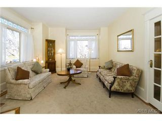Photo 6: 1321 George St in VICTORIA: Vi Fairfield West House for sale (Victoria)  : MLS®# 599553