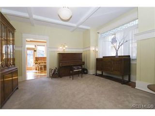 Photo 10: 1321 George St in VICTORIA: Vi Fairfield West House for sale (Victoria)  : MLS®# 599553