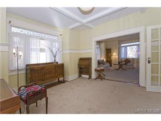 Photo 9: 1321 George St in VICTORIA: Vi Fairfield West House for sale (Victoria)  : MLS®# 599553