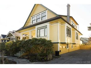Photo 2: 1321 George St in VICTORIA: Vi Fairfield West House for sale (Victoria)  : MLS®# 599553