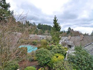 Photo 9: 4 4957 MARINE Drive in West Vancouver: Olde Caulfeild Townhouse for sale : MLS®# V939451