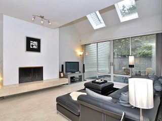 Photo 1: 4 4957 MARINE Drive in West Vancouver: Olde Caulfeild Townhouse for sale : MLS®# V939451