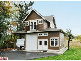 """Photo 13: 3718 232ND ST in Langley: Campbell Valley House for sale in """"South Langley"""" : MLS®# F1225888"""