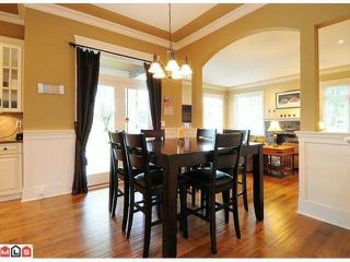 """Photo 4: 3718 232ND ST in Langley: Campbell Valley House for sale in """"South Langley"""" : MLS®# F1225888"""