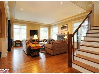 """Photo 2: 3718 232ND ST in Langley: Campbell Valley House for sale in """"South Langley"""" : MLS®# F1225888"""