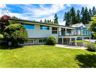 Main Photo: 460 GENOA Crescent in North Vancouver: Upper Delbrook House for sale : MLS®# V1011660
