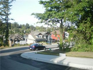 Photo 4: 949 Garthland Rd in VICTORIA: Es Gorge Vale Land for sale (Esquimalt)  : MLS®# 648338