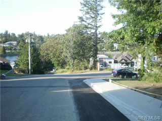 Photo 3: 949 Garthland Rd in VICTORIA: Es Gorge Vale Land for sale (Esquimalt)  : MLS®# 648338