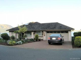 Photo 2: 445 Seaview Way in COBBLE HILL: ML Cobble Hill House for sale (Malahat & Area)  : MLS®# 648790