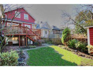 Photo 18: 1853 E 6TH AV in Vancouver: Grandview VE House for sale (Vancouver East)  : MLS®# V1048998