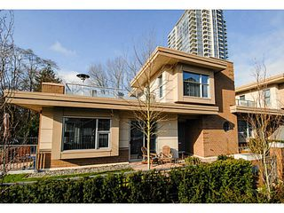 Photo 1: 7391 18TH ST in Burnaby: Edmonds BE Condo for sale (Burnaby East)  : MLS®# V1053036