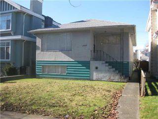 Main Photo: 5889 Mckinnon Street in Vancouver: Killarney VE House for sale (Vancouver West)  : MLS®# V876755