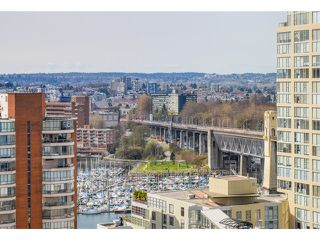 Photo 4: # 1701 888 PACIFIC ST in Vancouver: Yaletown Condo for sale (Vancouver West)  : MLS®# V1064959