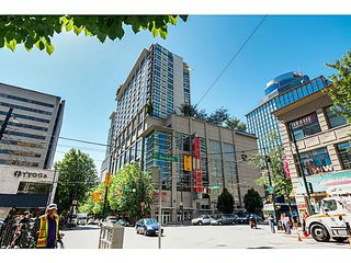"Photo 1: 1723 938 SMITHE Street in Vancouver: Downtown VW Condo for sale in ""ELECTRIC AVENUE"" (Vancouver West)  : MLS®# V1075235"