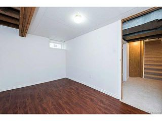 Photo 16: 119 Bank Avenue in WINNIPEG: St Vital Residential for sale (South East Winnipeg)  : MLS®# 1419669