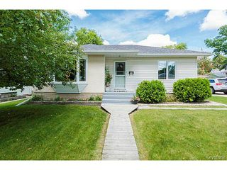 Photo 2: 119 Bank Avenue in WINNIPEG: St Vital Residential for sale (South East Winnipeg)  : MLS®# 1419669